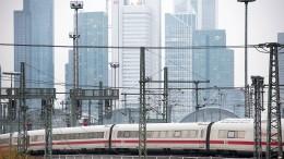 Machbarkeitsstudie für Fernbahntunnel in Frankfurt