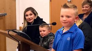 Neunjähriger kippt Schneeball-Wurfverbot