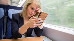 Bahn und Handy – noch immer zwei Welten für sich