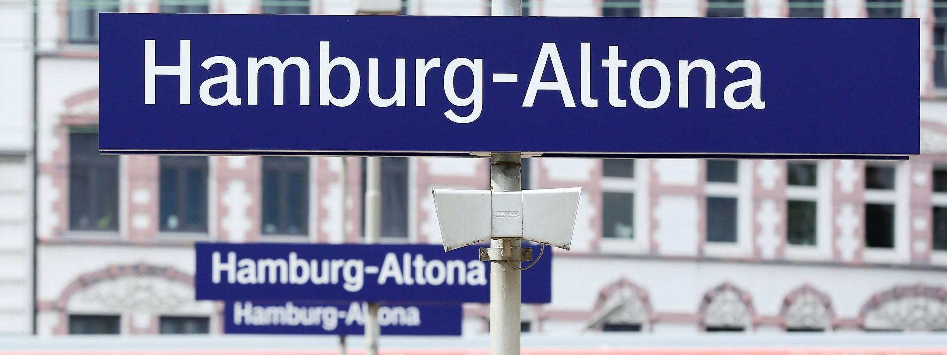 Bundespolizei ermittelt wegen Durchsage an Hamburger Bahnhof