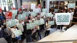 Seattle schafft Obdachlosen-Steuer wieder ab