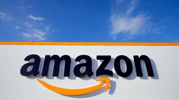 Amazon auf dem Sprung zur Billion