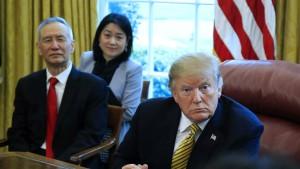 Trumps Furor