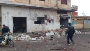UN-Gesandter Brahimi besorgt über Lage in Syrien