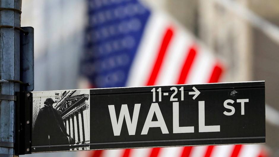 Die Krise um den chinesischen Immobilienriesen Evergrande hat die Kurse an der Wall Street absacken lassen.