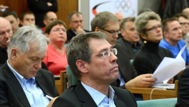 Auftakt Bundestrainer-Konferenz