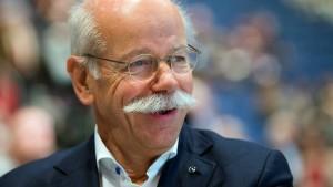 Zetsche erhält mehr als eine Million Euro Pension