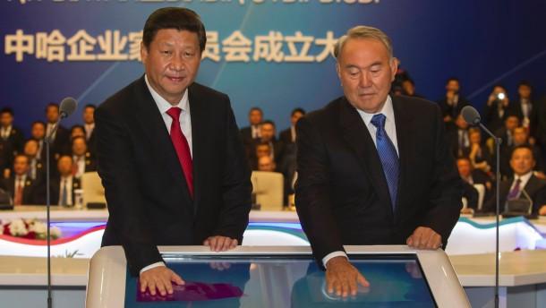 China steigt in kasachisches Ölprojekt ein
