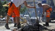 Der wohl heißeste Arbeitsplatz Deutschlands