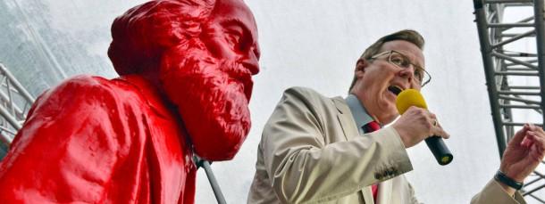 Wird Bodo Ramelow Ministerpräsidenten in Thüringen?