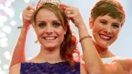 Die neue deutsche Weinkönigin kommt von der Mosel