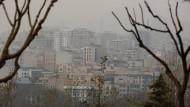 Smog über Teheran