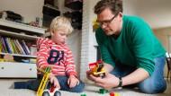 Ein Großteil der gemeinsamen Zeit findet im Elterntaxi statt