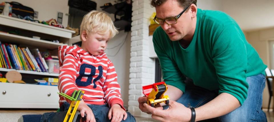 Eltern Beschaftigen Sich Taglich 80 Minuten Mit Ihren Kindern