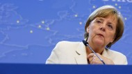 Merkel unter Druck