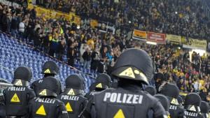 Dresden bleibt aus dem Pokal ausgeschlossen