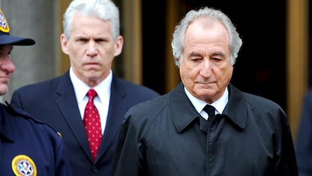Anlagebetrüger Bernie Madoff gestorben