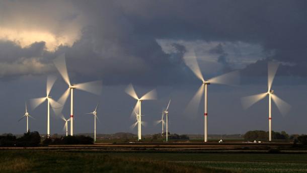 Keine Windräder im Naturpark