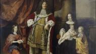 Erfolgspläne: Jan Mijten malte den Kurfürsten Friedrich Wilhelm von Brandenburg und seine Familie um 1666.