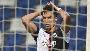Muss Ronaldo bei Juventus gehen?