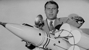 The man who wanted to rocket to success