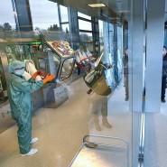 Hier soll Impfstoff abgefüllt werden: im Werk des Impfstoffherstellers IDT Biologika in Dessau-Roßlau