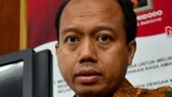 Krisenerprobt: Sutopo Purwo Nugroho