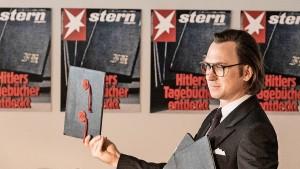 Hitler zieht immer, auch als Fake