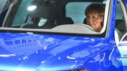 Merkel nimmt Frankfurt in Liste der Diesel-Problemstädte auf