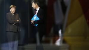 Merkels engster Berater wird deutscher UN-Botschafter