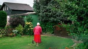 Wird Mutter zum Pflegefall, droht der Verlust des Hauses