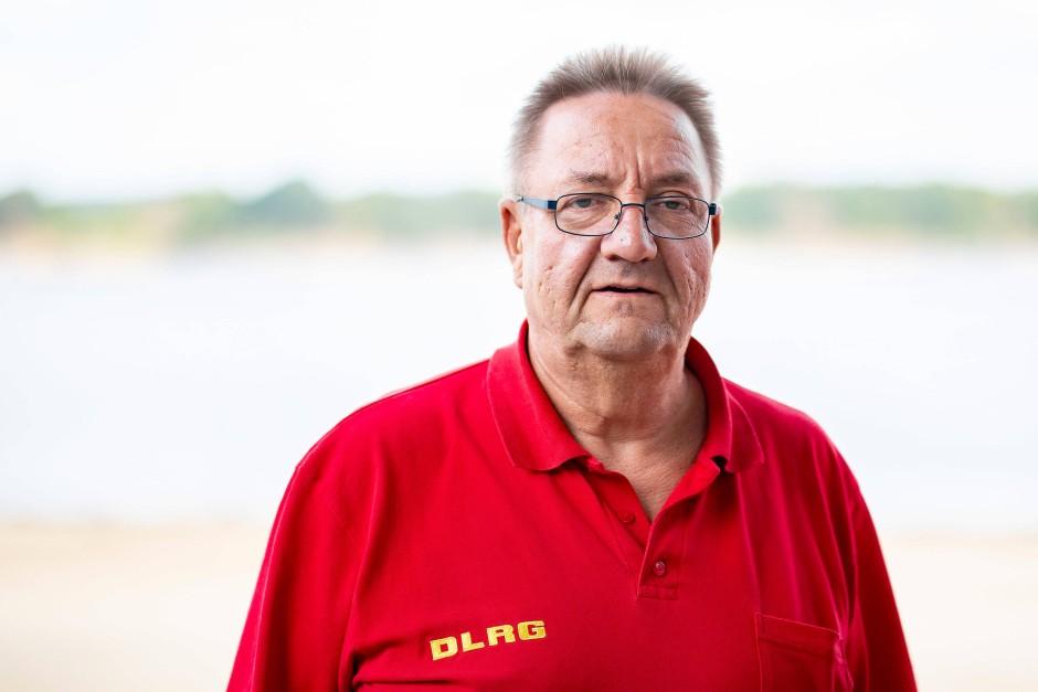 Achim Wiese ist Pressesprecher der DLRG-Bundesgeschäftsstelle