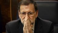 Rajoy gibt seine Wiederwahl vorerst auf