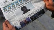 Afghanischer Taliban-Chef möglicherweise getötet