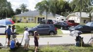 Verschwundene Frau: Polizei durchsucht Elternhaus des Freundes von Gabby Petito