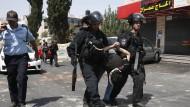 Zwei Palästinenser in Jerusalem erschossen