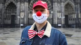 Ein Clown macht noch keinen Karneval