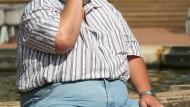 Deutschland wird immer dicker - und das betrifft vor allem die Männer