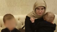 Familie aus Taliban-Geiselhaft befreit