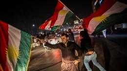 Irakische Kurden haben über Unabhängigkeit abgestimmt