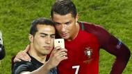 So reagiert das Netz auf Ronaldos Scheitern