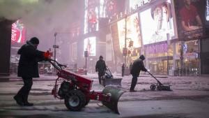 Fahrverbot in New York wieder aufgehoben