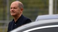 Mit hoher Wahrscheinlichkeit Deutschlands neues Staatsoberhaupt: Olaf Scholz (SPD)