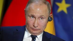 Russland weist zwei deutsche Diplomaten aus