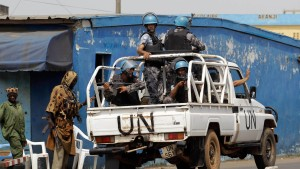 Blauhelm-Soldaten in Elfenbeinküste getötet