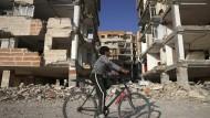 Nach dem Erdbeben im Iran wächst die Wut