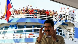 Trump lässt Vermögen von Venezuelas Regierung einfrieren