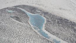 Klima-Zeitbombe Permafrost