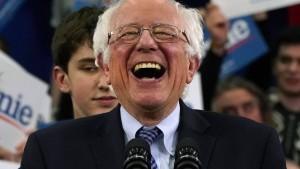 """""""Tío Bernie"""" rechnet mit dem nächsten Sieg"""