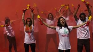 Zehntausende fordern Verbot von Stierkämpfen in Spanien